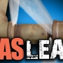 High-pressure gas main leak in Lawrence closes street