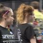Grand Blanc East Middle School girls' robotics team heading to world championship tourney
