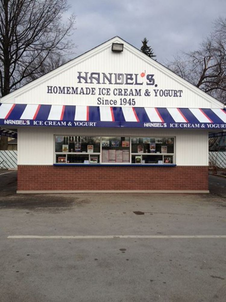 Handel's in Youngstown is one of 15 stops along the brand new Ohio Ice Cream Trail. / Image courtesy of Handel's // Published: 8.22.18