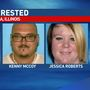 Two people wanted in connection to Parkersburg murder arrested in Illinois