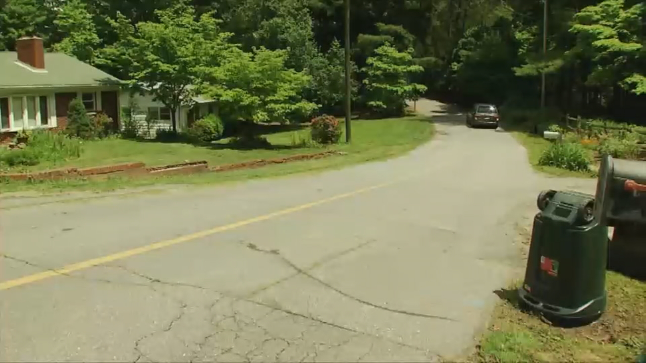 Police say officers were dispatched just after 2:30 a.m. to a reported disturbance along Fairway Drive on Saturday. (Photo credit: Photo credit: WLOS Staff)