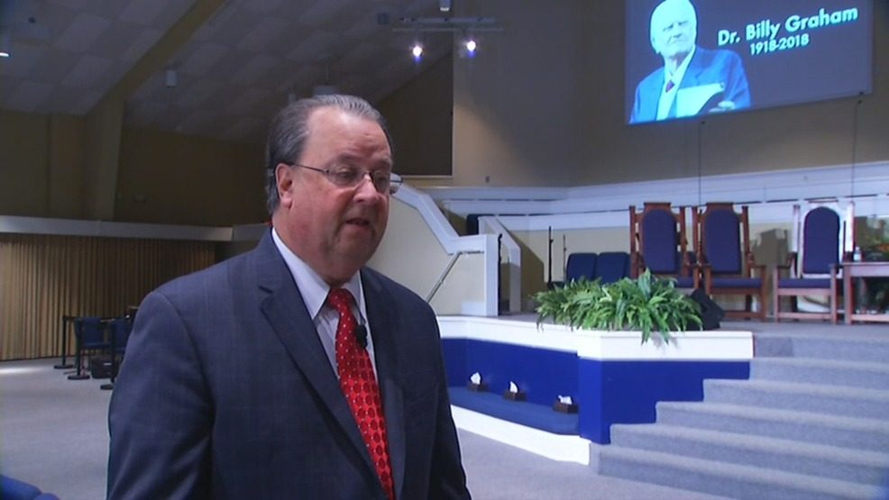 Many WNC pastors say they were blessed to call Graham a friend and mentor
