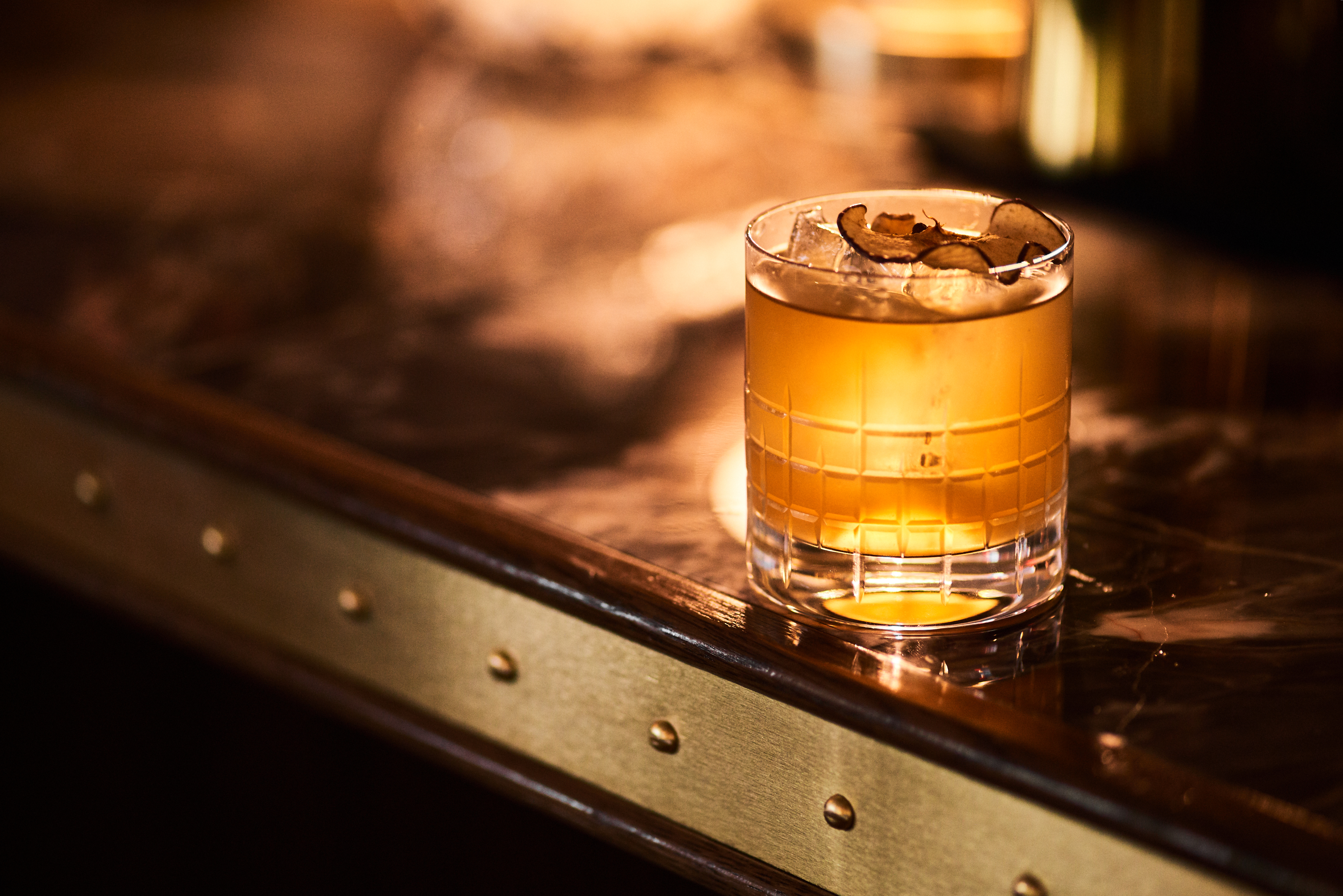 Doyle's has more than 25 different Irish whiskeys priced $12 to $200 and the list is growing. (Image: Courtesy The Dupont Circle Hotel)