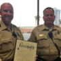 LVMPD officers acknowledged for life-saving move