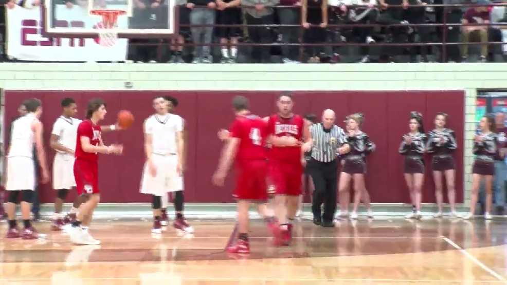 2.10.17 Video- St. Clairsville vs. Wheeling Central- high school boys basketball