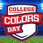 College Colors Day! Send us your College Colors pix!