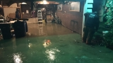 Tuesday afternoon downpour floods Des Moines home