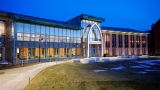 Providence College dedicates new business studies center