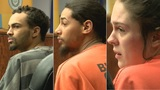 Hastings murder suspects make first court appearance
