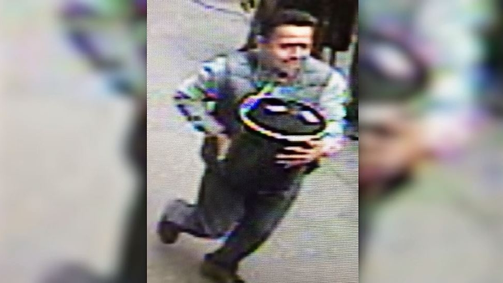 Police thief stole 86 lb bucket of gold flakes worth 1 6m wtte