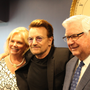 U2's Bono shares 'Beautiful Day' with KY congressman