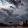 Powerful storm enters California and brings risk of flooding