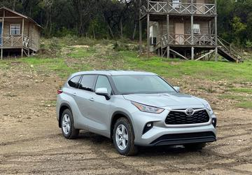 PHOTOS: 2020 Toyota Highlander