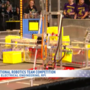 Teams face off in FIRST robotics competition
