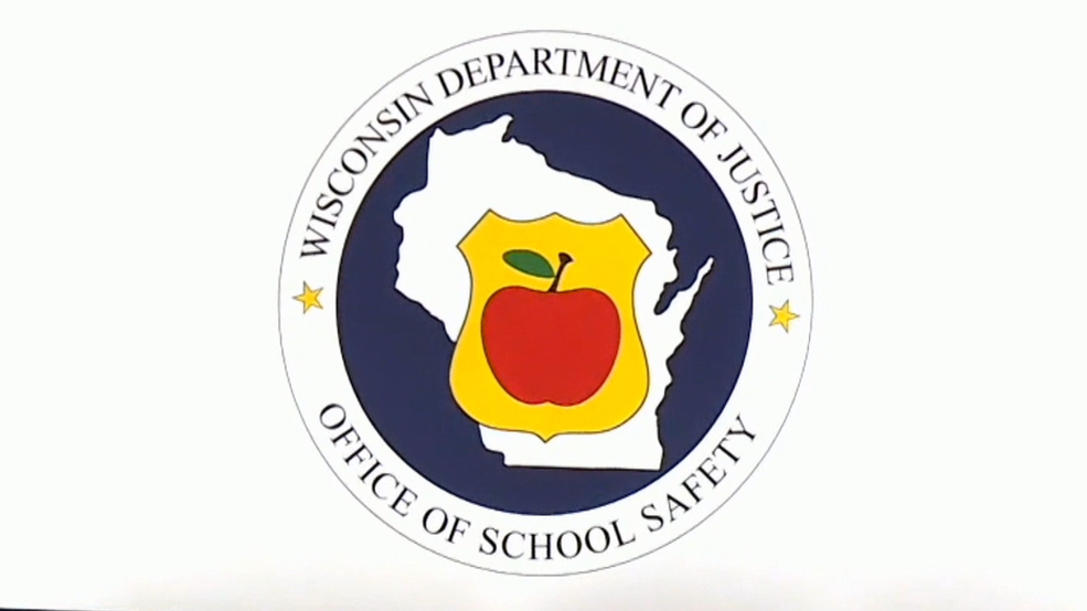Marvelous Wisconsin Department Of Justice Office Of School Safety Logo (WMTV News)