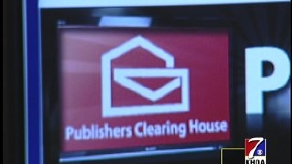 Sweepstakes scam | KHQA