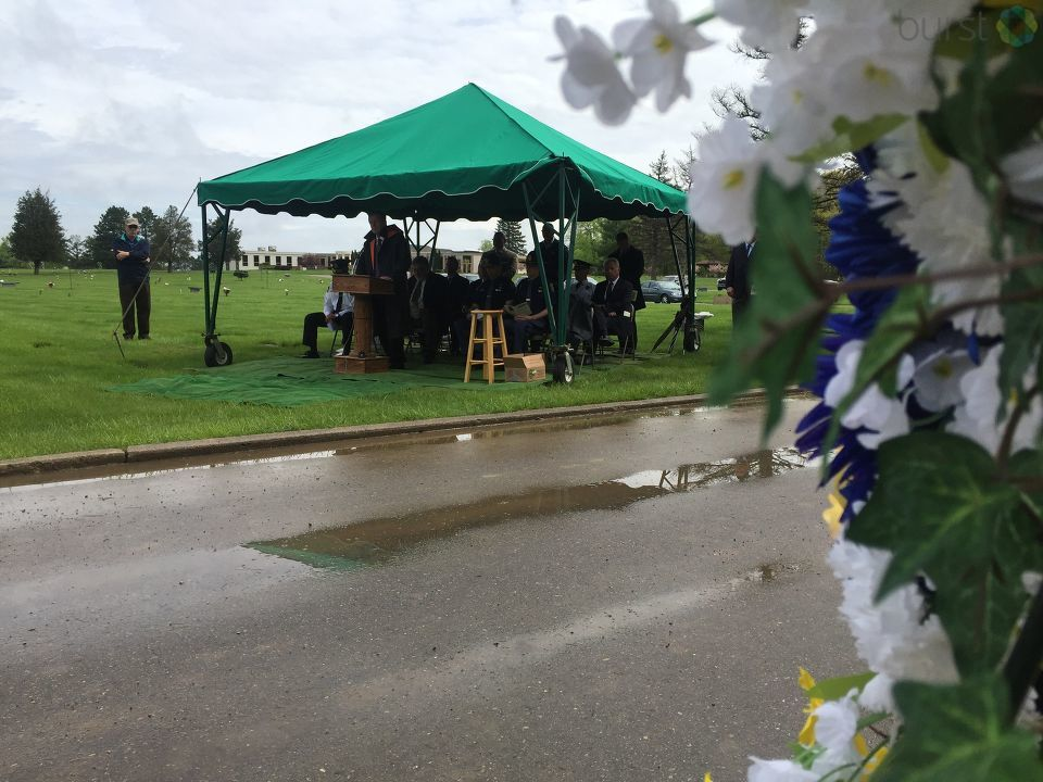 NBC25/FOX66 photojournalist Mike Horne takes us to the somber memorial service to remember those who were lost too soon, and in the line of duty.{ }(Photo: WEYI/WSMH)