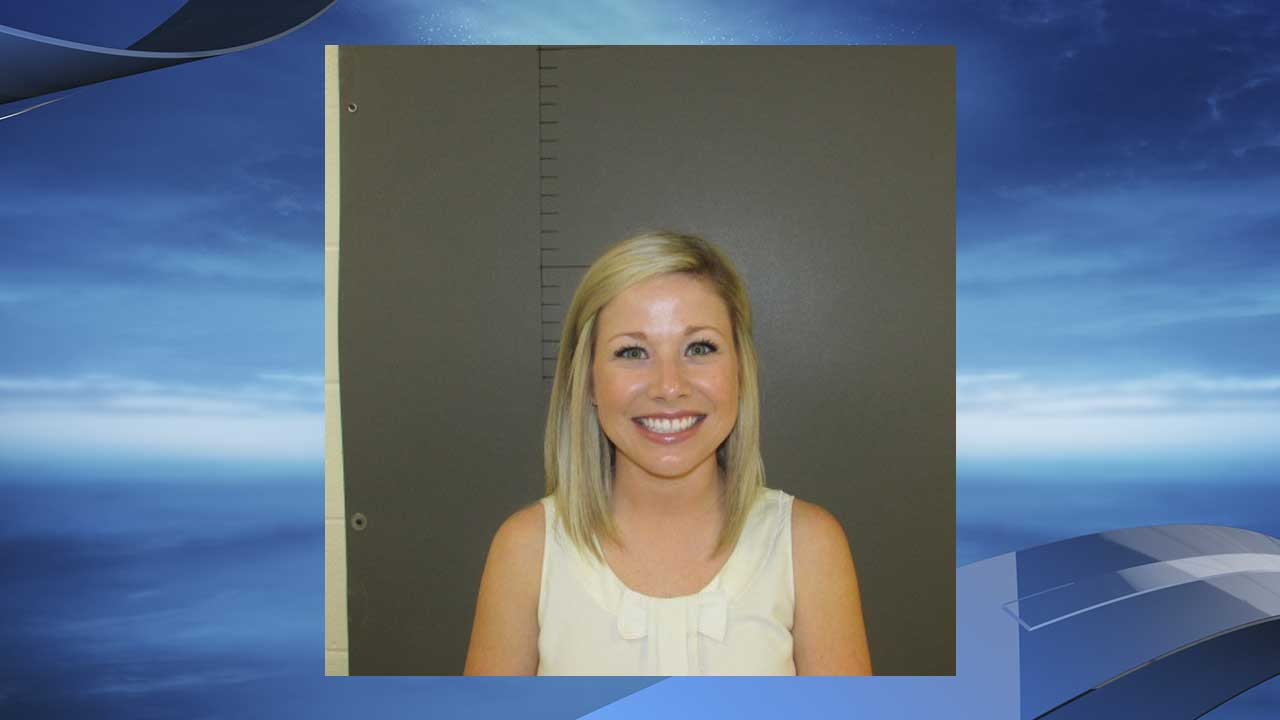 Police say teacher Sarah Madden Fowlkes, 26, is suspected of having an inappropriate relationship with a 17-year-old male student at Lockhart High School. (Photo: Caldwell County Sheriff's Office)