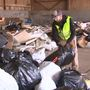 $100K in jewelry recovered from nearly 10 tons of trash