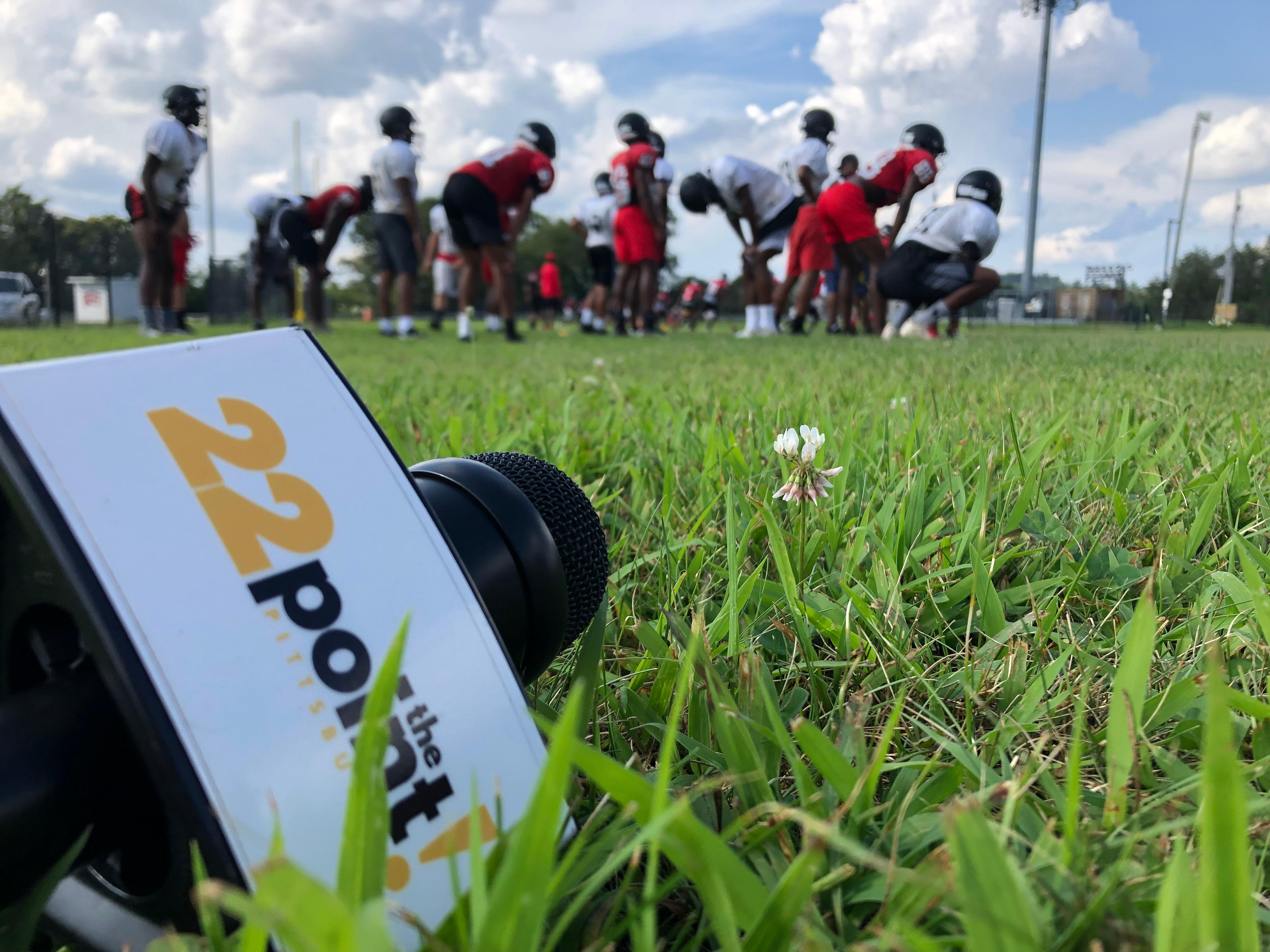 "22 the Point visits a late-afternoon practice at Aliquippa.{ }Watch the AHN Friday Night Rivals powered by IGS Energy ""Kickoff Special"" Aug. 23 at 7 p.m. on 22 the Point."