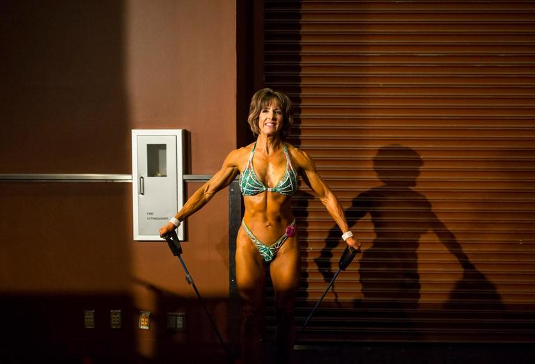 The 2018 NPC Emerald Cup Championships and Fitness Expo is one of the premiere events of its kind in the Northwest. Hundreds of competitors and spectators come to the Meydenbauer Convention Center in Bellevue, WA each year to compete, and watch. (Image: Sy Bean / Seattle Refined)