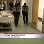 Active shooter simulation prepares hospital staff for real danger