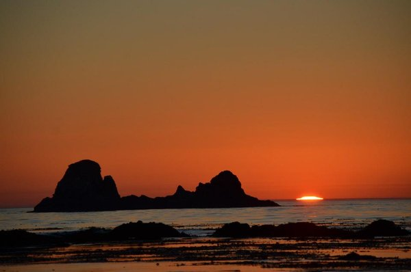 Sunset Neah Bay (Photo: YouNews contributor: clc1977)