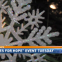 Trees For Hope charity event for Giving Tuesday