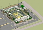Rendering of Oshkosh Arena