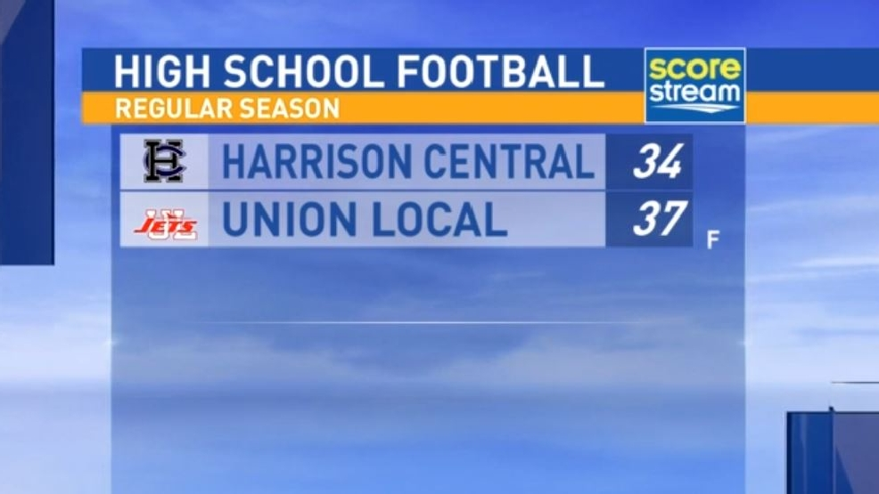 9.16.16 Highlights: Harrison Central at Union Local