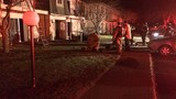 One taken to hospital after apartment fire in South Bend