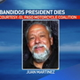 Bandidos president shot at eastside bar has died