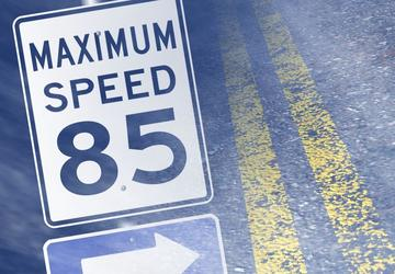 Higher speed limits mean more road deaths, study finds