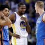 Durant dazzles against former Oklahoma City team once more