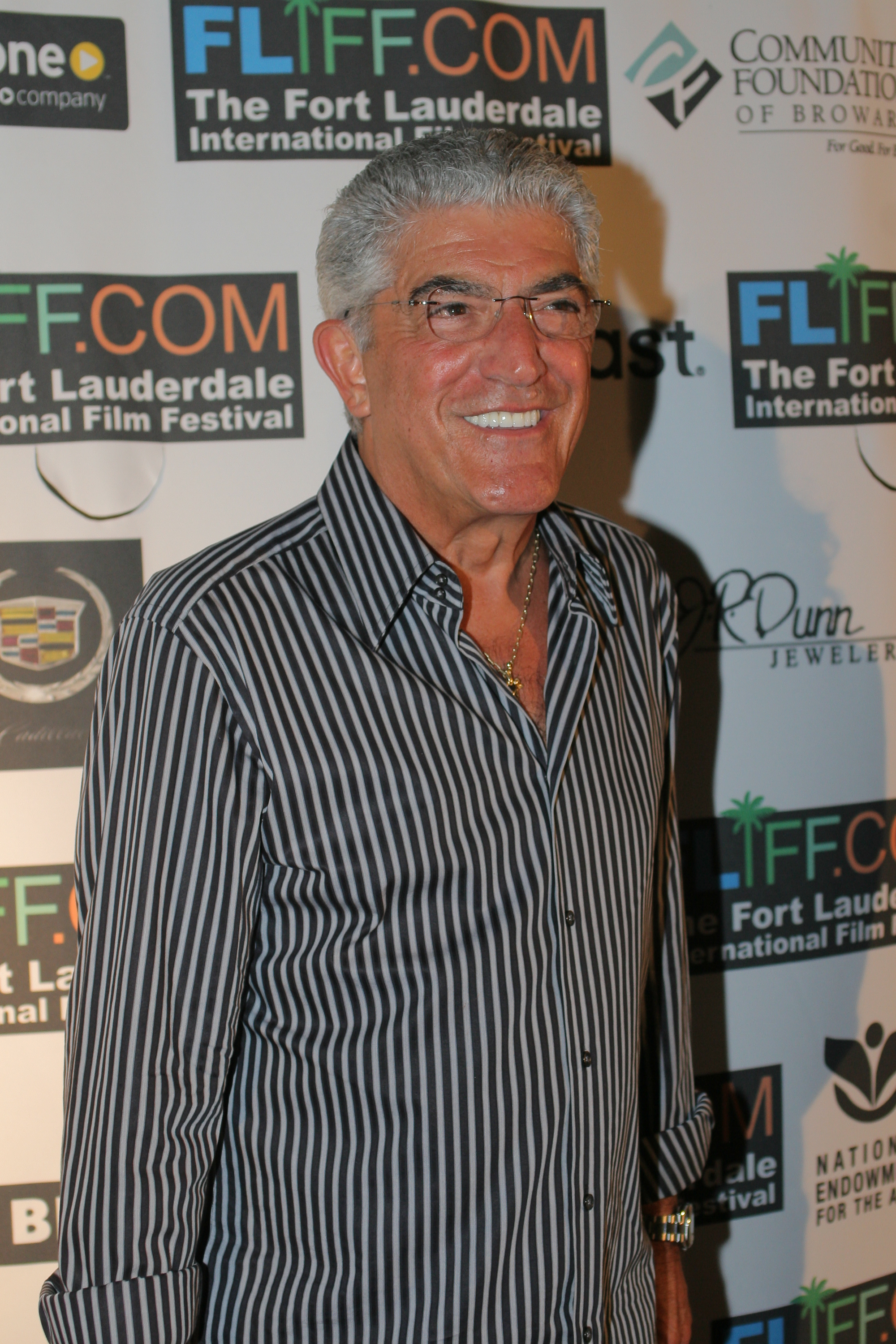 Frank Vincent                  The 24th Annual Fort Lauderdale International Film Festival (FLIFF) - 'Chicago Overcoat' at held at Cinema Paradiso in Fort Lauderdale - Red Carpet                                    Featuring: Frank Vincent                  Where: Florida, United States                  When: 30 Oct 2009                  Credit: WENN