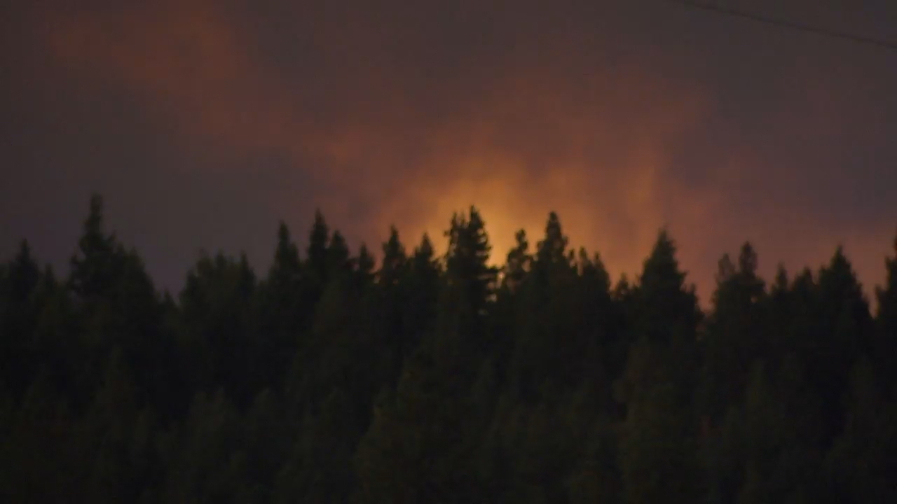 The so-called Jolly Mountain Wildfire is threatening more than 150 homes near Cle Elum. (Photo: KOMO News/Air 4)