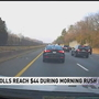 Highway robbery? I-66 tolls reach $44 during morning rush