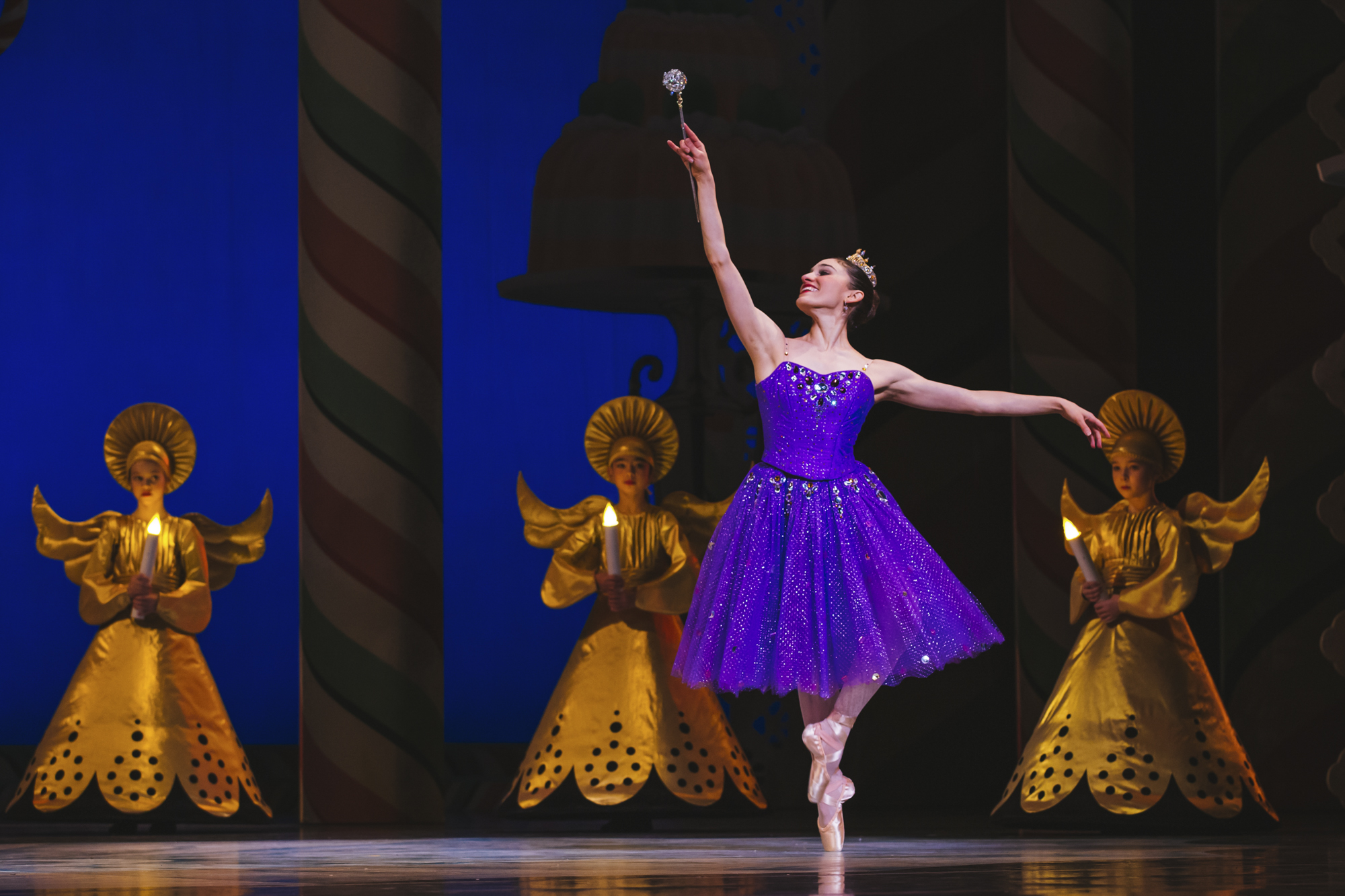 <p>It's not even really considered the holiday season until 'The Nutcracker' is playing at Pacific Northwest Ballet, right? We snuck in to the company's dress rehearsal at McCaw Hill to capture a taste of the magic that will be running November 23 - Dec. 28, 2019. Tickets at pnb.org. (Image: Sunita Martini / Seattle Refined)</p>