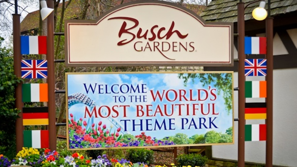 Busch Gardens Offering Free Admission To Kids Under 9