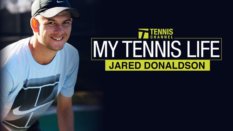 My Tennis Life: Meet Jared Donaldson