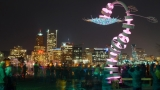 Portland Winter Light Festival illuminates the waterfront