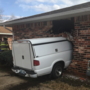 1 hospitalized after truck plows into Bartlesville apartment