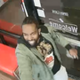 Help LVMPD identify man who made threats to pizza place