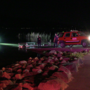 5 people rescued after boat capsizes in Washoe Lake