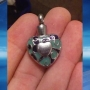 Salem man searching for owner of little heart-shaped necklace urn of ashes