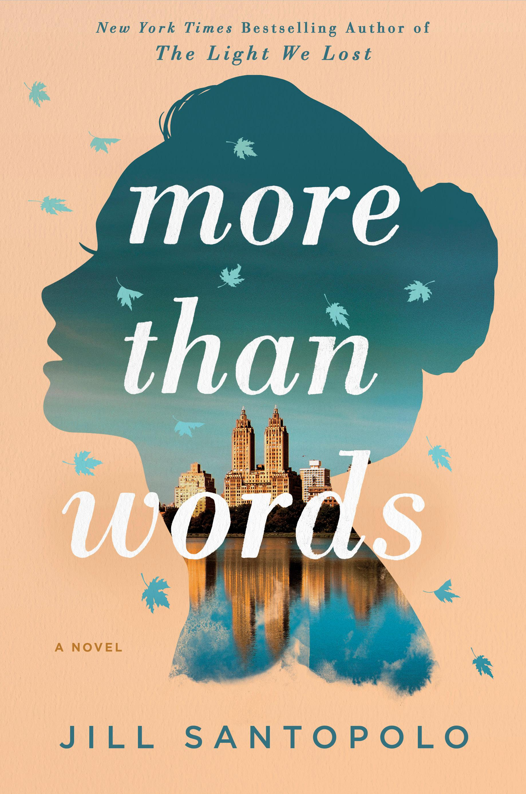 """More than Words"" by Jill Santopolo (Image: Courtesy{ }G.P. Putnam's Sons)"