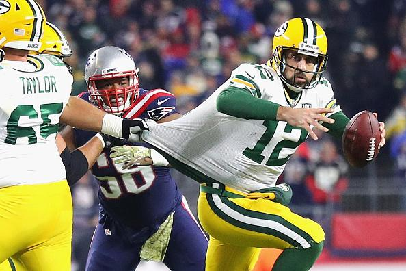 The Packers were shut out 14-0 in the fourth quarter.