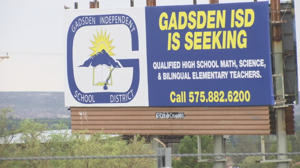 gadsden isd recruits teachers to fully staff district