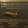 Memorial service to remember victims of NKY plane crash 50 years later