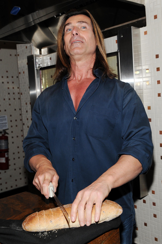 Fabio high profile burglaries are governor of californias fault fabio lanzoni appears at a meet and greet in sorrisi italian restaurant at the seminole casino m4hsunfo
